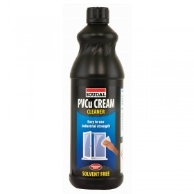 Soudal 1 Litre PVCu Cream Cleaner