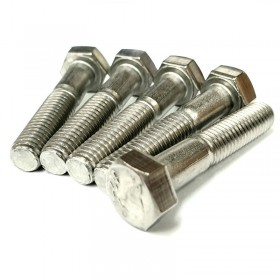 Part Thread Bolt A2 Stainless Steel