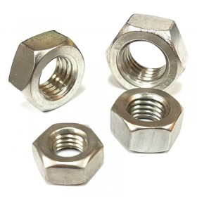 Full Nut A2 Stainless Steel