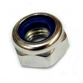 Nyloc Nut A2 Stainless Steel