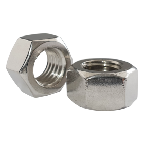 4-40 UNC Full Nut A2 Stainless Steel