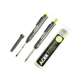 Acer AMK3 Deep Hole Pencil & Pen Marker Set