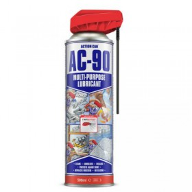 Action Can AC-90 Multi-purpose Lubricant Twin Spray 500ml