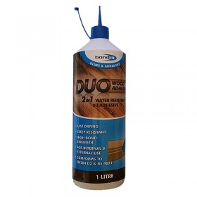 Bond It BDA053 2 in 1 Wood D3 Adhesive 1L