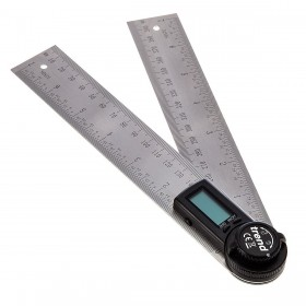 Trend DAR/200 Digital Angle Ruler 200mm