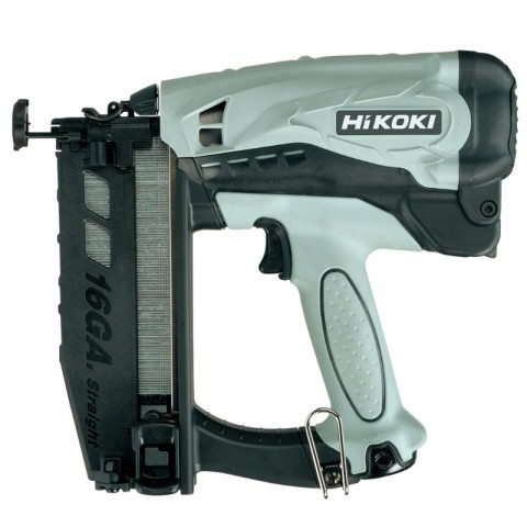HiKOKI NT 65GS 2nd Fix Straight Brad Nailer, Batteries & Charger