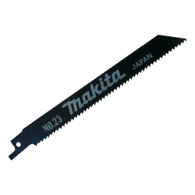 Makita 792148-9 Wood Cutting Reciprocating Blades No.23 JR3000 160mm Pack of 5