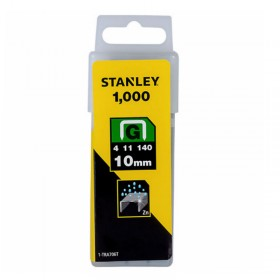Stanley 1-TRA706T Type G Heavy Duty Staples 10mm 1000pc