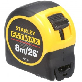 Stanley 0-33-726 FatMax 8m Tape Measure