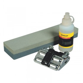 Stanley 0-16-050 Sharpening Stone Guide & Oil