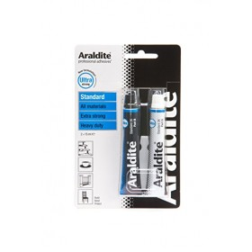 Araldite Standard Epoxy Glue 2 x 15ml