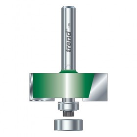 """Trend C040X1/4TC 1/4"""" Guided Rebater Router Bit"""