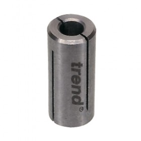 """Trend CLT/SLV/63127 Collet Reducer Sleeve 1/2"""" to 1/4"""""""