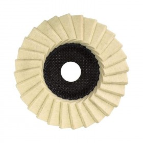 Dronco Polimaxx 4 G-VA Polishing Flap Disc (Finish) 115mm x 22mm