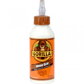 Gorilla 15337 Wood Glue 236ml