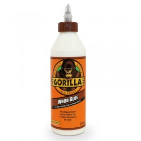Gorilla 16008 Wood Glue 532ml