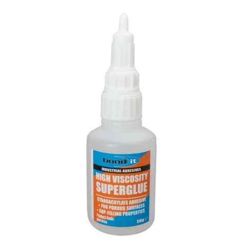 Bond It HVC1620 Super Glue High Viscosity 20ml