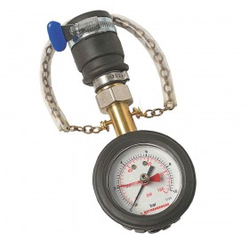 Rothenberger 67019 Water Pressure Gauge 0-6bar