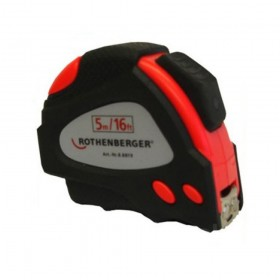 Rothenberger 5m Steel Tape Measure
