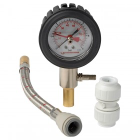 Rothenberger 67105 Dry Pressure Test Kit 0 - 6 Bar