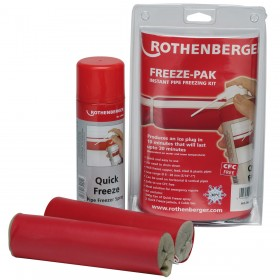 Rothenberger Instant Pipe Freezing Kit