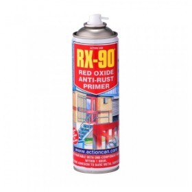 Action Can RX-90 Red-oxide Priming Spray