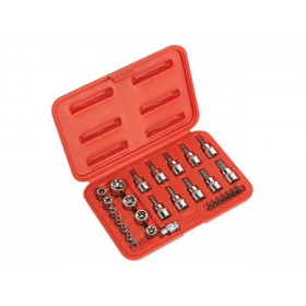 Sealey AK6193 29pc TRX-Star Socket & Bit Set