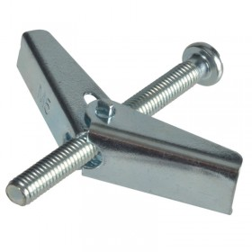 TIMCo TOG350 Spring Toggle Screw Fixing M3 x 50mm 100pc