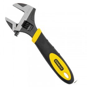 Stanley 0-90-950 39mm Adjustable Wide Jaw Wrench 300mm
