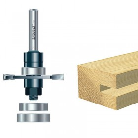 """Trend Pro 342X1/2TC 1/2"""" Biscuit Jointer Router Bit"""