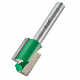"""Trend C025X1/4TC 1/4"""" Two Flute Straight Cutter"""